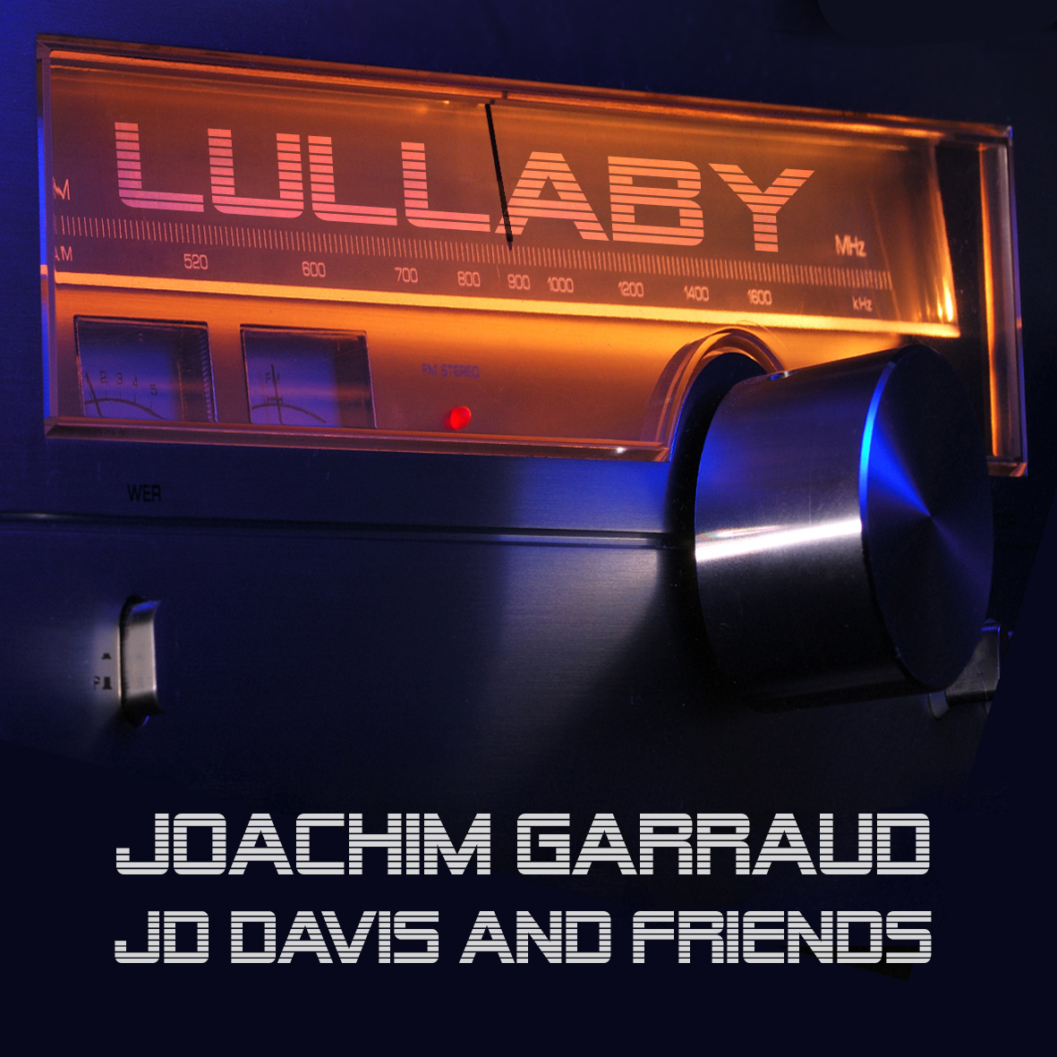 Joachim Garraud feat Jo Davis and Friends - Lullaby